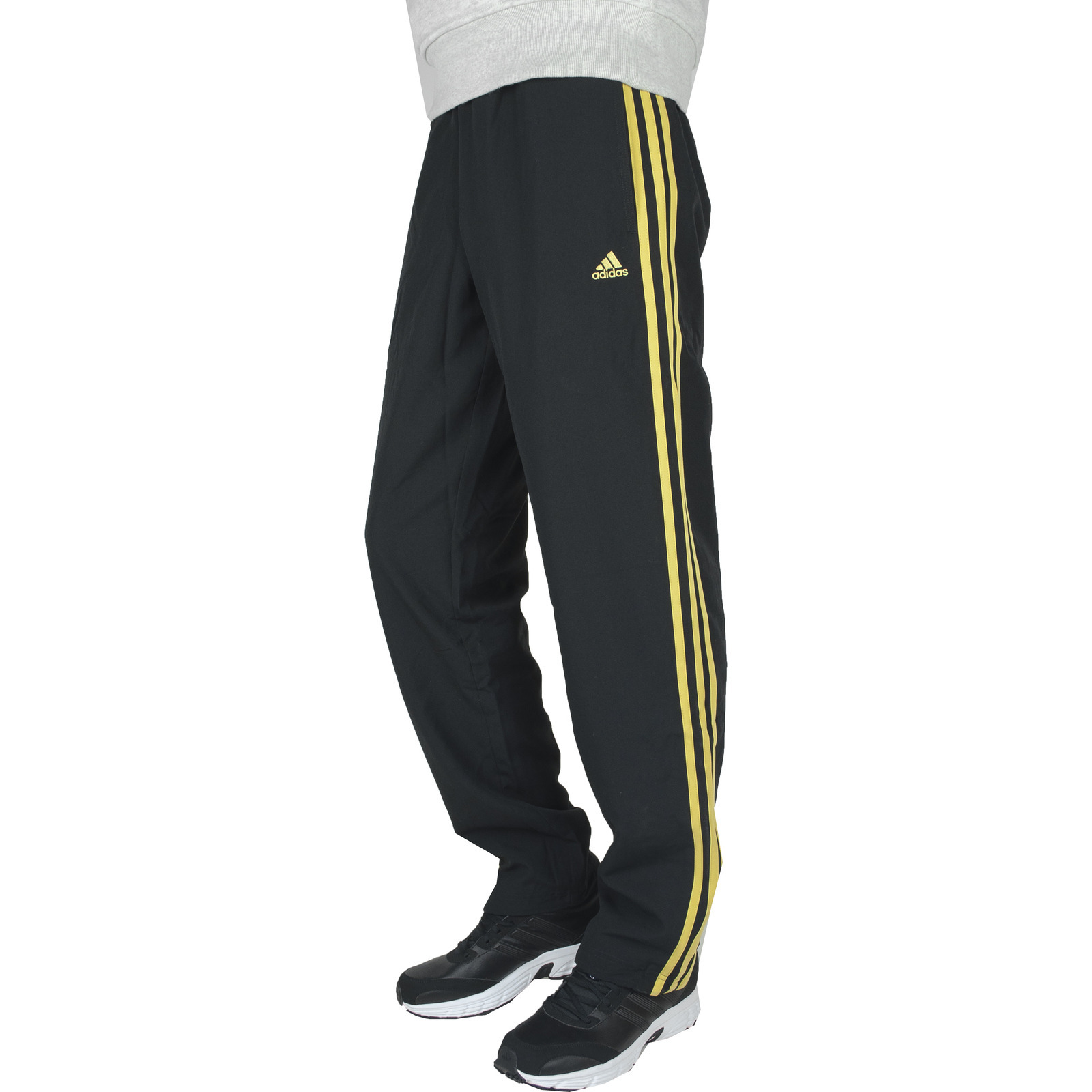 rigidez Es Incomodidad  Pantaloni barbati adidas Ess 3S WV PT Oh X12319