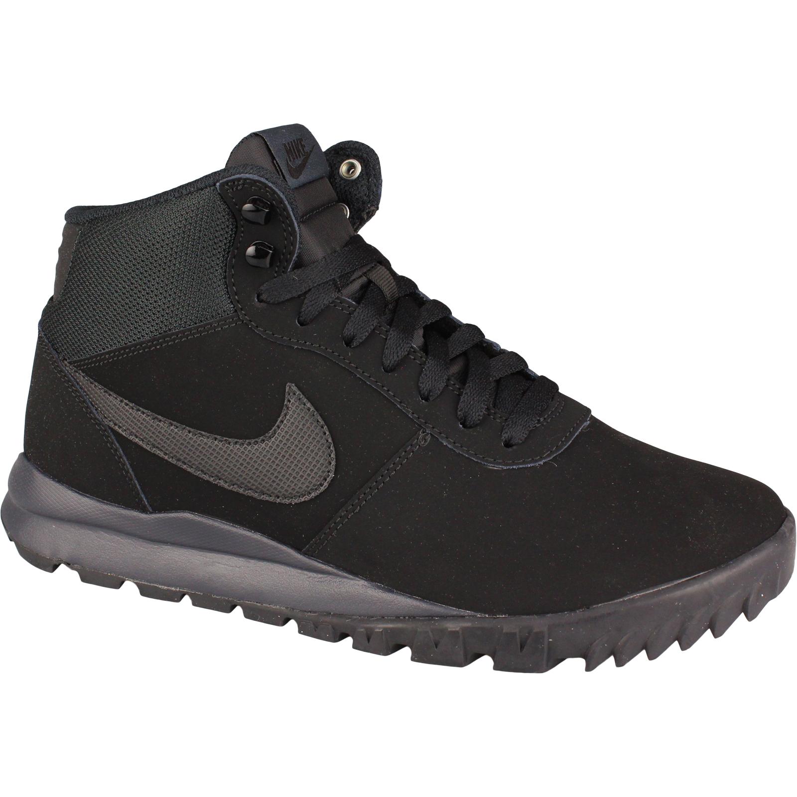 nou ridicat adidași diferit Ghete barbati Nike Hoodland Suede 654888-090 - Nike - Ghete ...