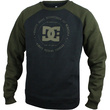 Bluza copii DC Shoes REBUILT 2 CREW RAGLAN BOY EDBSF03060-KVJ0
