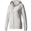 Hanorac femei adidas Originals Full Zip Hoodie BR6350
