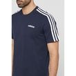 Tricou barbati adidas Performance Essentials 3 Stripes T-Shirt DU0440