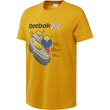 Tricou barbati Reebok Classic CL CALLOUT GRAPHIC TEE DT8125