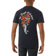 Tricou barbati Vans Till Death Pocket T-shirt VN0A454XLKZ