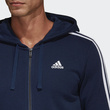 Hanorac barbati adidas Performance Essentials 3 Stripes S98787