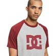Tricou barbati DC Shoes Star Raglan SS EDYZT03917-XRRS