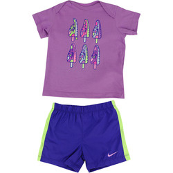 Compleu copii Nike Gfx Mixed Set 644514-510