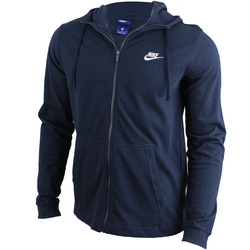 Hanorac barbati Nike Hoodie Full Zip JSY Club 861754-451