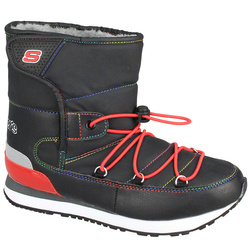Cizme copii Skechers Retrospect Winter Daze 996274L/BKRD