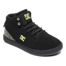 Pantofi sport copii DC Shoes Crisis SE High-Top ADBS100236-BK9