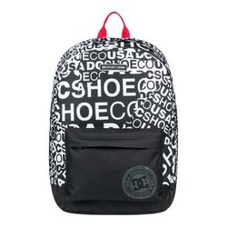 Rucsac unisex DC Shoes Print Snow White EDYBP03178-WBB0