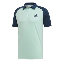 Tricou barbati adidas Performance Club C/B polo DX0473