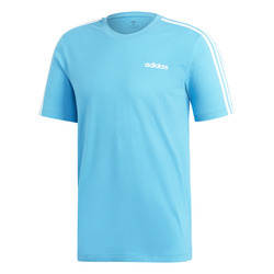 Tricou barbati adidas Performance Essentials 3-Stripes Tee DU0443
