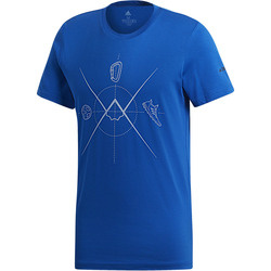 Tricou barbati adidas Performance Ascend Tee DT4004