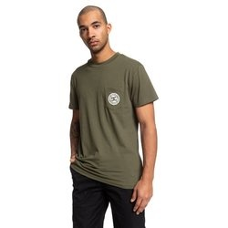 Tricou barbati DC Shoes Basic Pocket T-Shirt EDYKT03463-CRB0