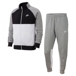 Trening barbati Nike NSW Fleece Tracksuit BV3017-063