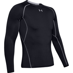 Bluza barbati Under Armour Heatgear Longsleeve Compression Tee 1257471-001