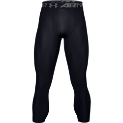 Colanti barbati Under Armour HeatGear 3/4 Capri Compression Tights 1289574-001