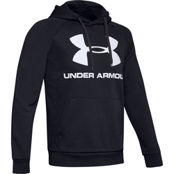 Hanorac barbati Under Armour Rival Fleece Logo Hoodie 1345628-001