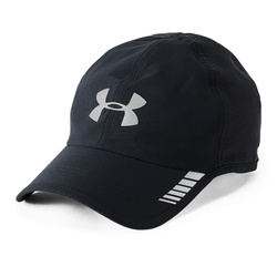 Sapca barbati Under Armour Launch Armour Vent Cap Black 1305003-001