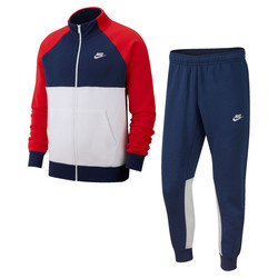 Trening barbati Nike NSW Fleece Tracksuit BV3017-410