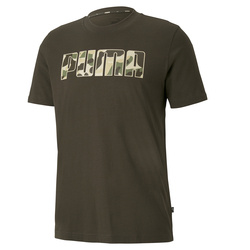 Tricou barbati Puma Rebel Camo Fill T-Shirt 58202780