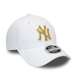 Sapca femei New Era New York Yankees Metallic 9FORTY 12285202