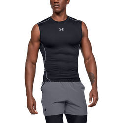 Maiou barbati Under Armour Sleeveless Compression 1257469-001