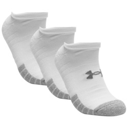 Sosete unisex Under Armour Heatgear NS 3-Pack 1346755-100