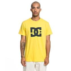 Tricou barbati DC Shoes Star 2 T-Shirt Dandelion EDYZT03900-YHH0