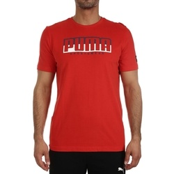 Tricou barbati Puma Athletics Tee Big Logo 58133311