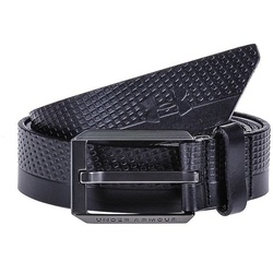 Curea barbati Under Armour Laser Perf Leather Belt 1328681-002