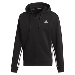 Hanorac barbati adidas Performance Must Have 3 Stripes Full Zip DX7657