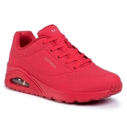 Pantofi sport femei Skechers Stand On Air 73690/RED