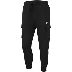 Pantaloni barbati Nike Sportswear Club Fleece Cargo CD3129-010