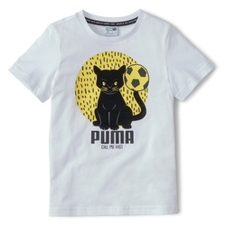 Tricou copii Puma Animals Suede 58335102