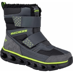 Ghete copii Skechers Hypno Flash 2.0 90588L/CCBK