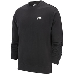Bluza barbati Nike NSW Club Crew FT BV2666-010