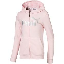 Hanorac copii Puma Ess Hooded Sweat Jacket 58255817