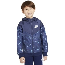 Jacheta copii Nike Sportswear Windrunner Older Kids' DA0758-492