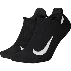 Sosete unisex Nike Multiplier Running No-Show Socks SX7554-010