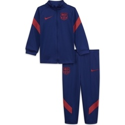 Trening copii Nike F.C. Barcelona Strike Baby Knit Football DD9090-455