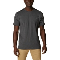 Tricou barbati Columbia Tech Trail Crew Neck 1893901-012