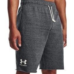 Pantaloni scurti barbati Under Armour Rival Terry 1361631-112