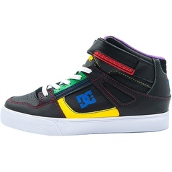 Pantofi sport copii DC Shoes Pure High Elastic Lace High Tops ADBS300324-KMI