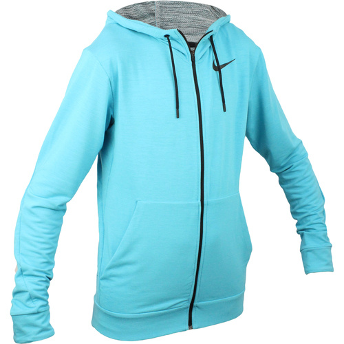 Hanorac barbati Nike Dri-Fit Training Fleece FZ HDY 742210-418