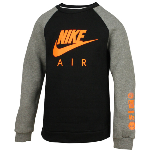 Bluza copii Nike B Nsw Crw Nike Air Longsleeve Shirt 804727-011