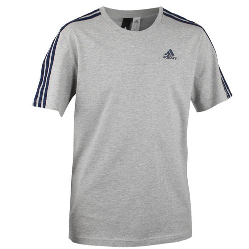Tricou barbati adidas Performance Essentials 3-Strpes S98722