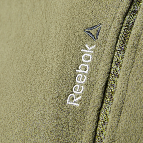 Bluza barbati Reebok Fitness Outdoor Fleece Quarter Zip BQ8235