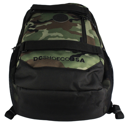 Rucsac unisex DC Shoes Clocked 18L EDYBP03137-GSR6
