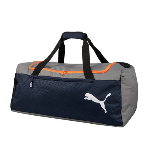 Geanta unisex Puma Fundamentals Sports Bag M 07552802